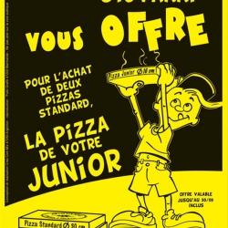 Flyer illustré façon bande dessinée (ou cartoon) reproduisible par photocopie et idéal pour petit budget