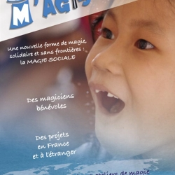 Flyer association MAgis (magie sociale)
