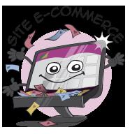 Design et développement de site e-commerce