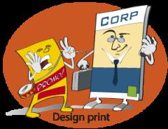 graphiste webdesigner en Lot et Garonne - plaquette, flyer, carte de visite