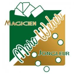 Logo Marc Weber-Magicien-Jongleur