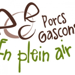 Porcs Gascons élevés en Plein air - Logo design by Crea Com Mix