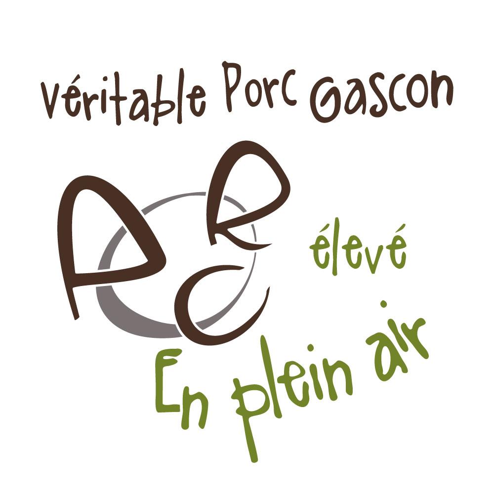 Porcs Gascons - Logo design by Crea Com Mix