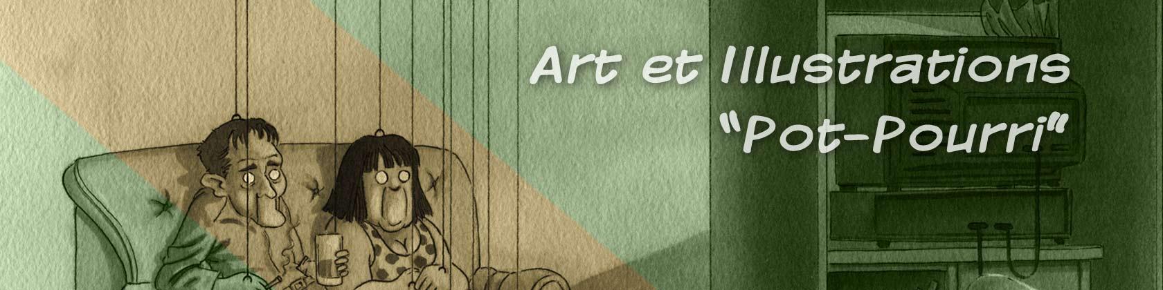Art - travaux d'illustrations
